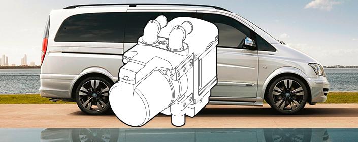 Автомобильный иммобилайзер отмашка Призрак в целях Mercedes