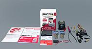 Автомобильная GSM отмашка Prizrak 000 укомплектование компонентов системы
