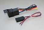 Автомобильная GSM передача сигналов Prizrak 000 кабель подключения